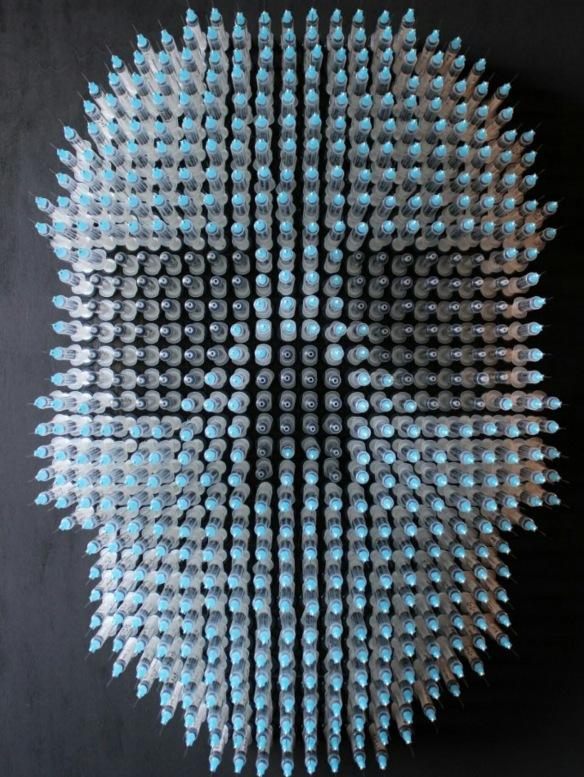 A-Thousand-Cuts-syringe-art-skull-Anthony-Moman
