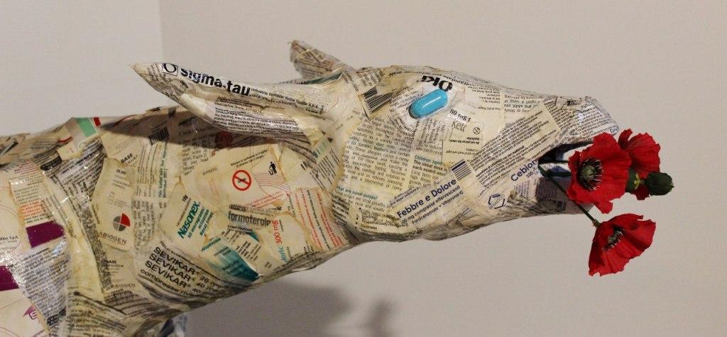 Drug-Mule-sculpture-2013-anthony-moman