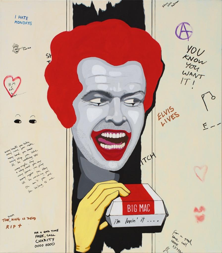 I-Want-It-Jack-Nicholson-the-shining-graffiti painting-anthony-moman