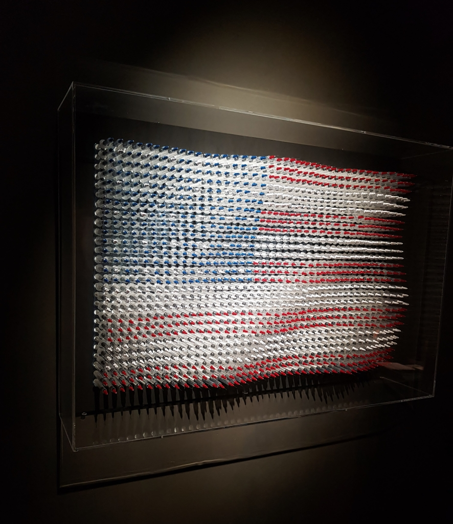 This is America_syringe sculpture_Anthony Moman