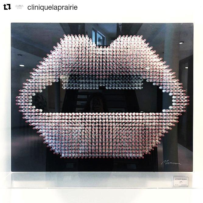 Lush_lip sculpture_Anthony Moman at Clinique_ La_Prairie_Switzerland